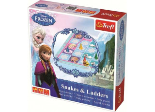 Змеи и Лестницы. Холодное сердце (Snakes & Laders: Frozen)
