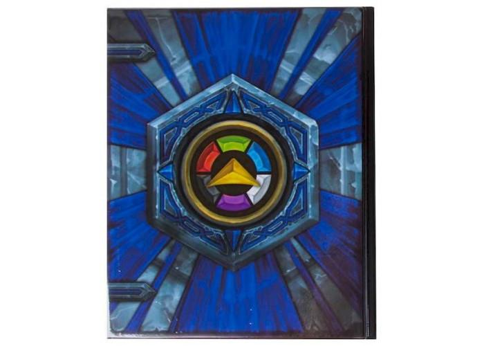 Codex: Альбомы для карт. Синие против Черных (Доминион Тверди против Плети Черной Длани)