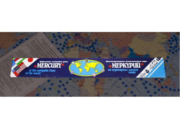 Меркурий. На судоходных линиях мира