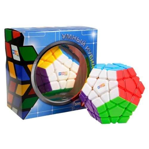 Умный Кубик Мегаминкс без наклеек (Smart Cube Megaminx Stickerless)