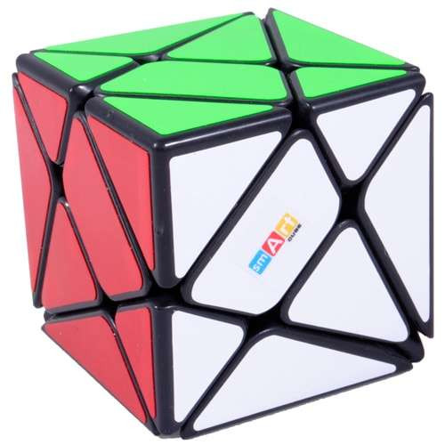 Умный Кубик 3х3 Аксис черный (Smart Cube 3х3 Axis Black)
