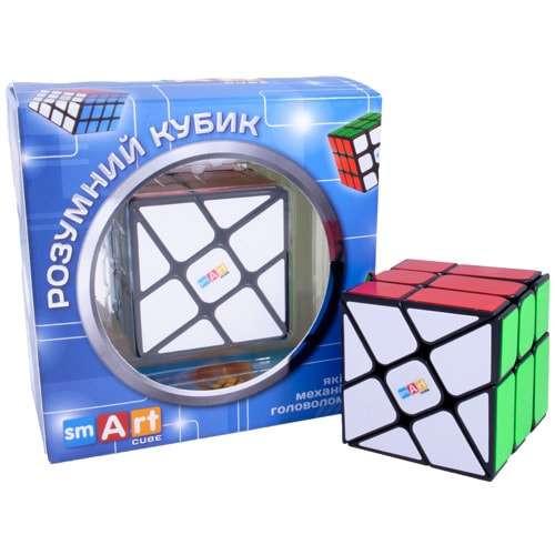 Умный Кубик 3х3 Мельница черный (Smart Cube 3х3 Windmill Black)