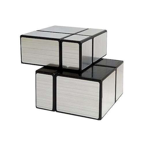 Умный Кубик 2х2 Зеркальный серебрянный (Smart Cube 2x2 Mirror Silver)