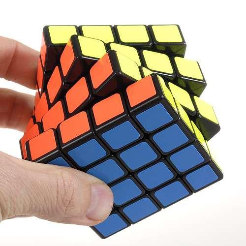 Умный Кубик 4х4 Черный (Smart Cube 4x4 Black)