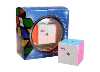 Умный Кубик 2х2 без наклеек (Smart Cube 2x2 Stickerless)