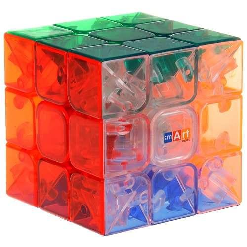 Умный Кубик 3x3 Прозрачный (Smart Cube 3х3 Clear)