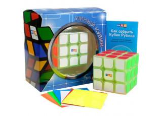 Умный Кубик 3х3 Светящийся в темноте (Smart Cube 3x3 Luminos)