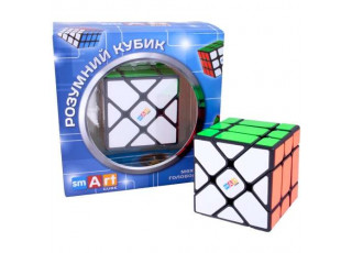 Умный Кубик 3х3 Фишера черный (Smart Cube 3x3 Fisher Black)
