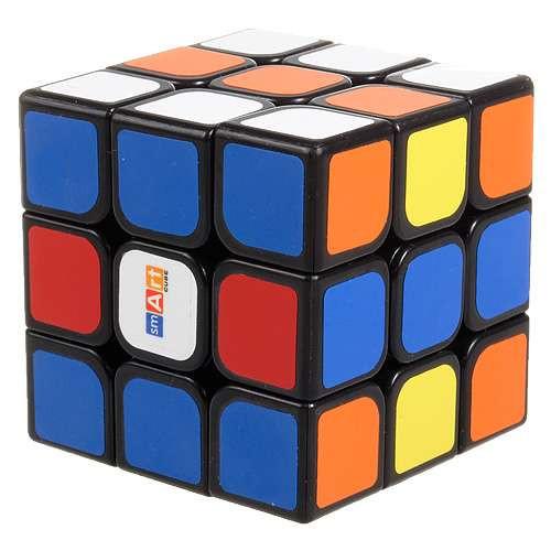 Умный Кубик 3х3 Фирменный Плюс черный (Smart Cube 3x3 Black)