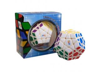 Умный Кубик Мегаминкс белый (Smart Cube Megaminx White)