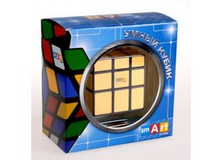 Умный Кубик 3х3 Зеркальный золотой (Smart Cube 3x3 Mirror Gold)