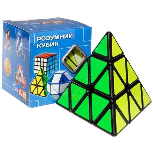 Умный Кубик Пирамидка черная (Smart Cube Pyraminx Black)