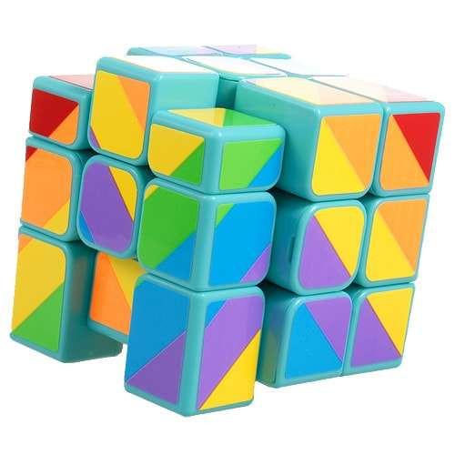Умный Кубик 3х3 Радужный зеленый (Smart Cube Rainbow Mint)