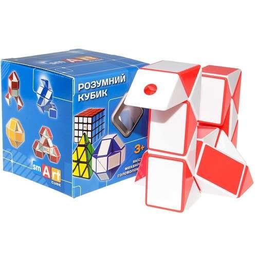 Змейка Рубика красная (Smart Cube Snake Red)