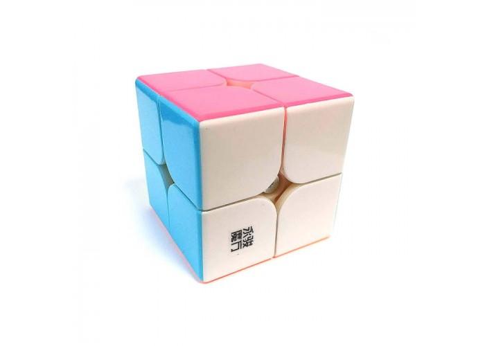 Кубик Ю-Джи 2х2 ЮПо без наклеек (YJ 2x2 YuPo stickerless)