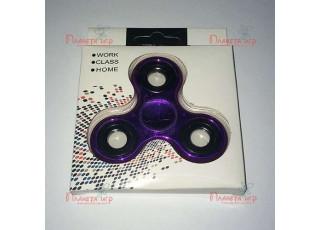 Спиннер хромированный (Fidget Spinner)
