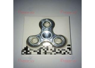 Спиннер цвет металл (Fidget Spinner)