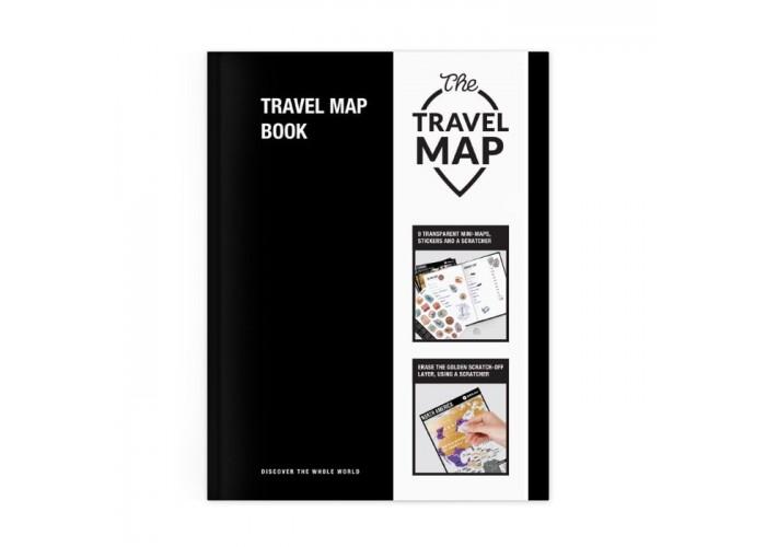 Планер путешествий Travel Map™ Book