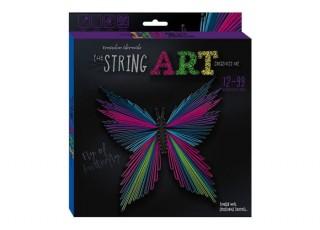 Набор для творчества The String Art Бабочка