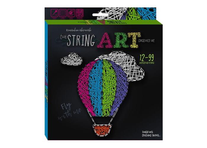 Набор для творчества The String Art Воздушный шар: Летай со мной