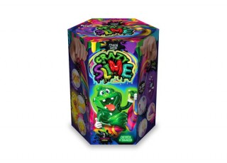 Набор для опытов Crazy Slime: ручной лизун