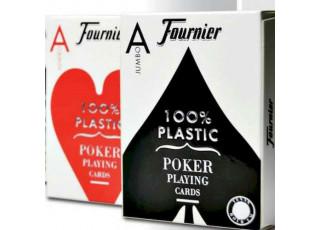 Карты игральные Fournier 2800 Titanium