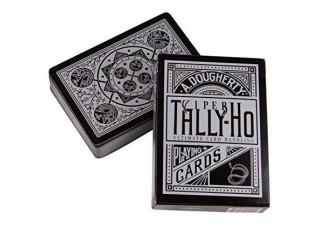 Карты игральные Tally-Ho Viper (Fan Back)