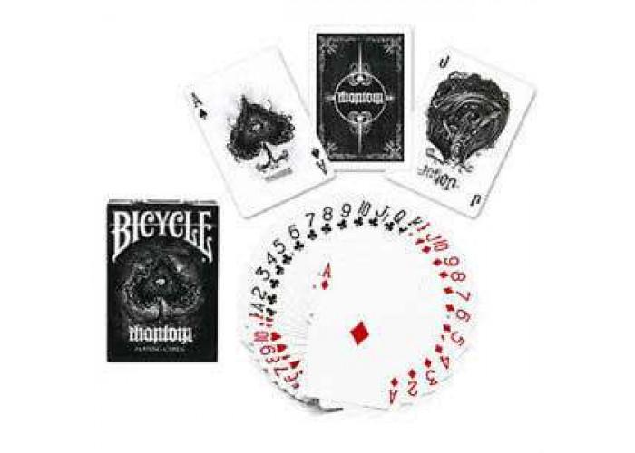 Карты игральные Bicycle Phantom