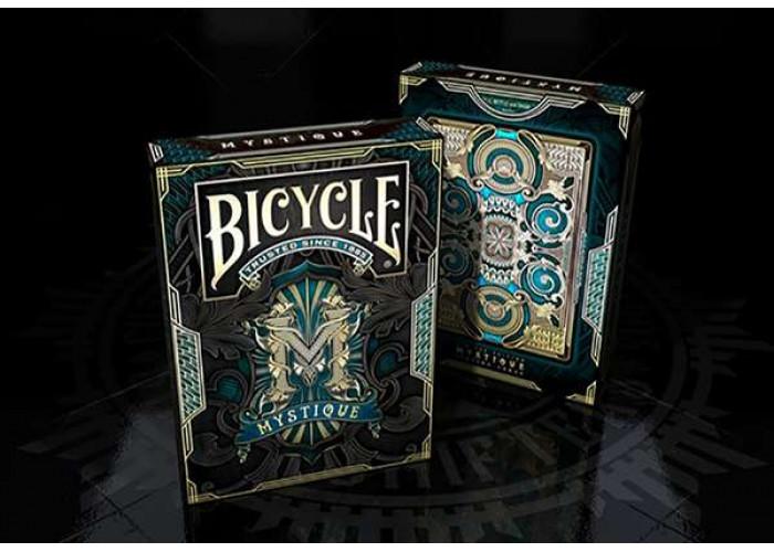 Карты игральные Bicycle Mystique (blue)