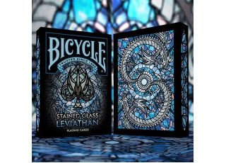 Карты игральные Bicycle Stained Glass Leviathan