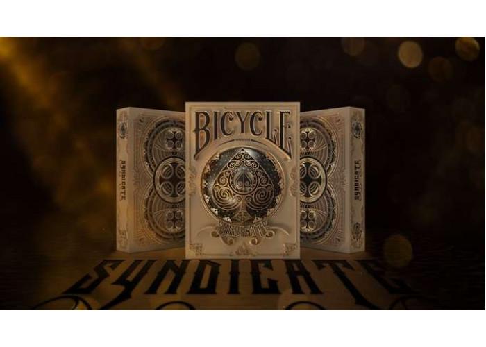 Карты игральные Bicycle Syndicate