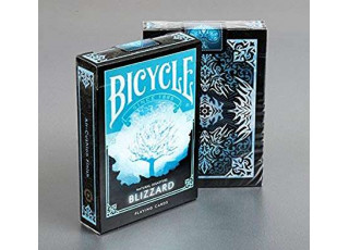 Карты игральные Bicycle Natural Disasters - Blizzard
