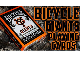 Карты игральные Bicycle Giants