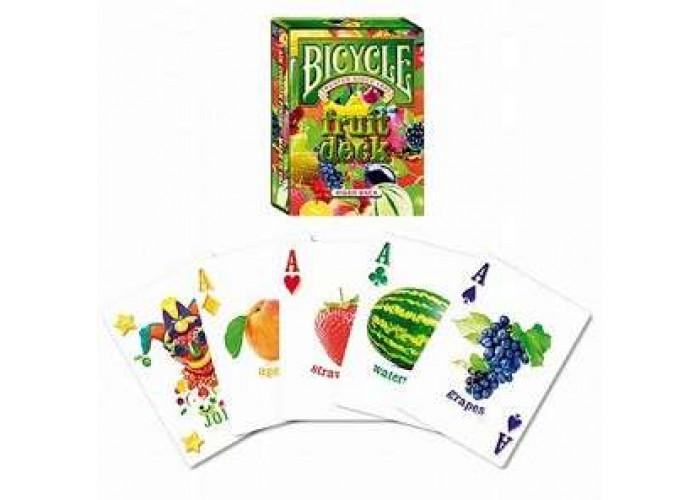 Карты игральные Bicycle Fruit deck