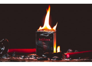 Карты игральные Ellusionist Red Hellions - Black Tuck