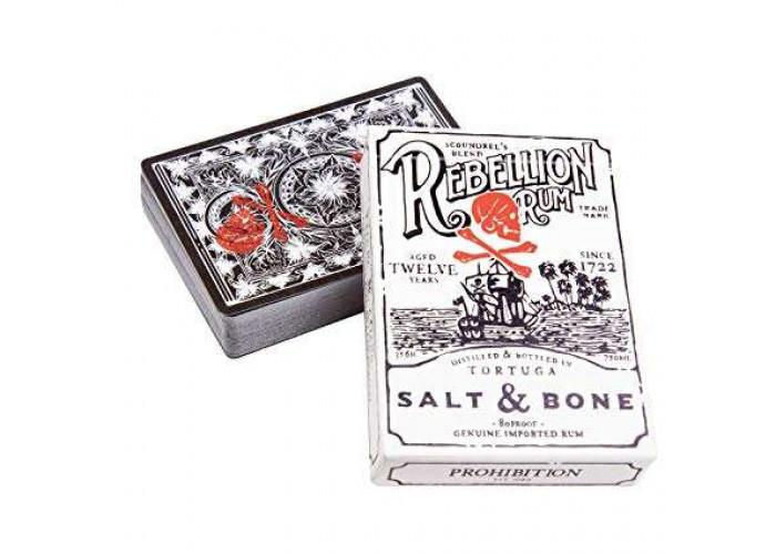 Карты игральные Ellusionist Salt & Bone