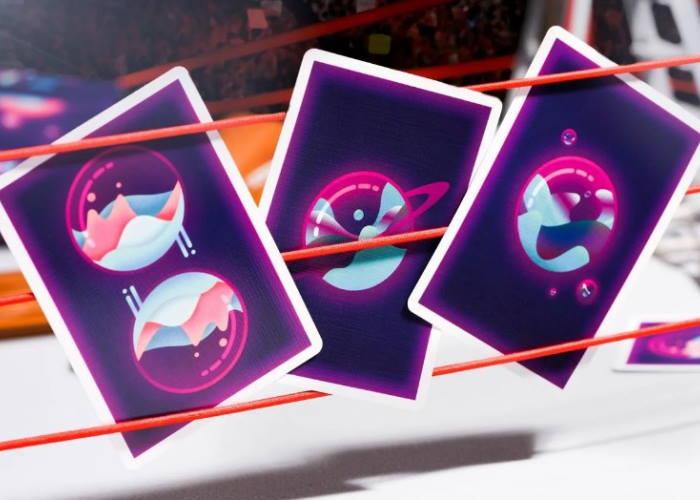 Карты игральные Ellusionist Marbles