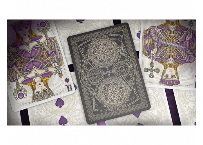 Карты игральные Bicycle Black Magic