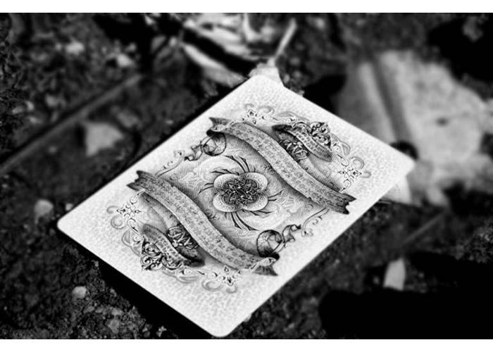 Карты игральные Ellusionist Arcane (white)