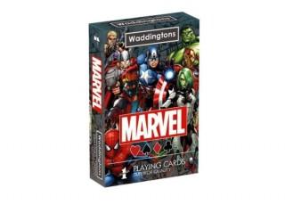 Карты игральные Waddingtons - Marvel Universe