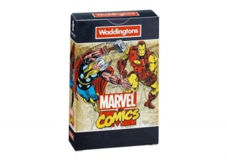 Карты игральные Waddingtons - Marvel Comics Retro