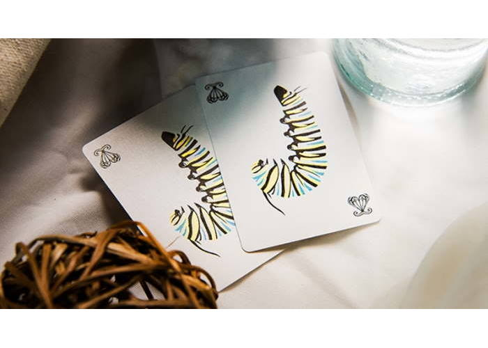Карты игральные Papilio Ulysses V3