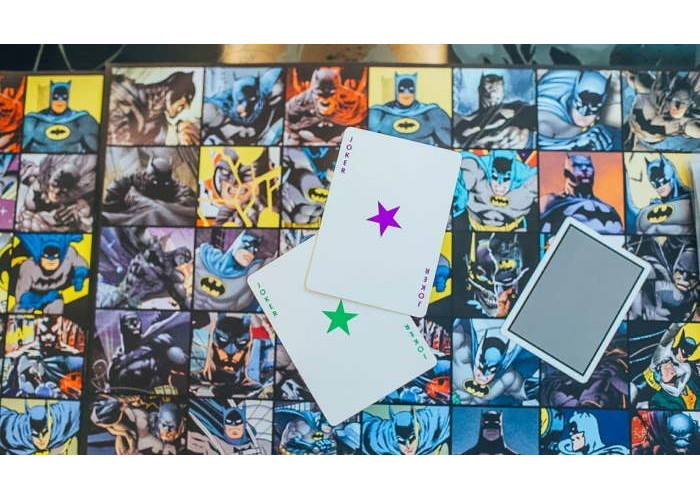 Карты игральные Super NOC V2: BATNOCs