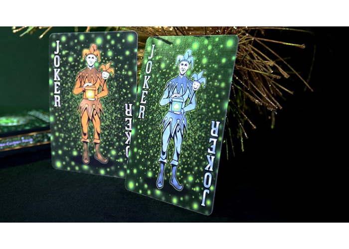 Карты игральные Bicycle Fireflies