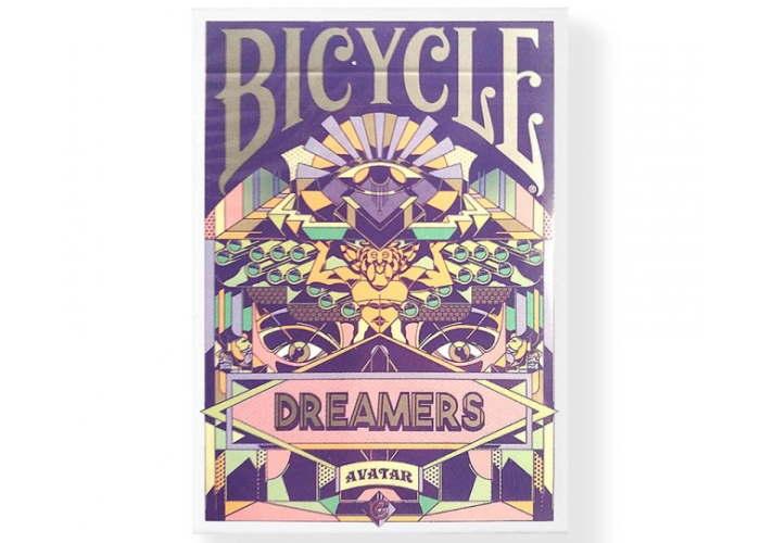 Карты игральные Bicycle Dreamers Avatar