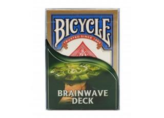 Карты для фокусов Bicycle Brainwave deck