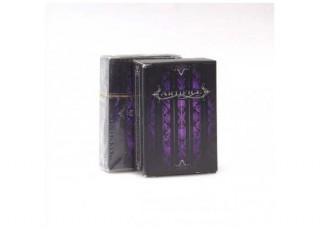 Карты игральные Ellusionist Artifice Mini Deck (purple) (мини-колода)
