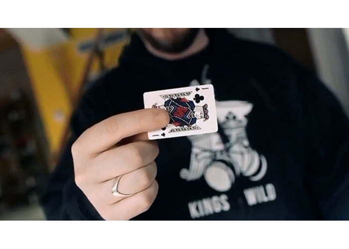 Карты игральные Ellusionist Artifice Mini Deck (red) (мини-колода)
