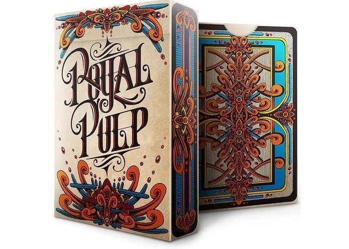 Карты игральные Royal Pulp