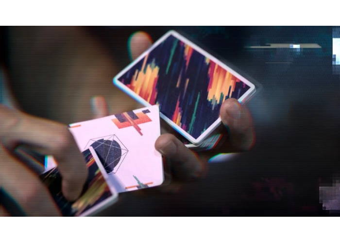 Карты игральные Cartamundi Cardistry Touch Pulse Edition